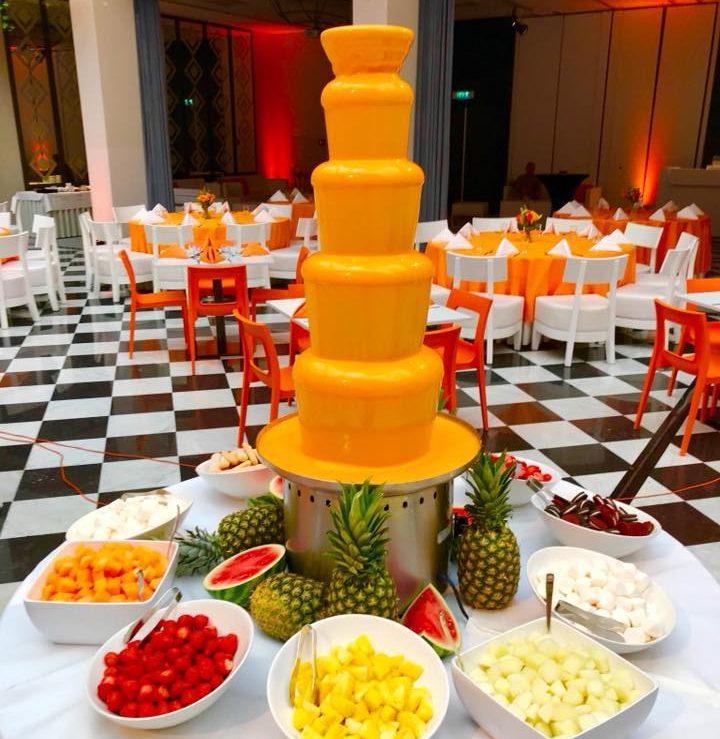 oranje-fontein-feest